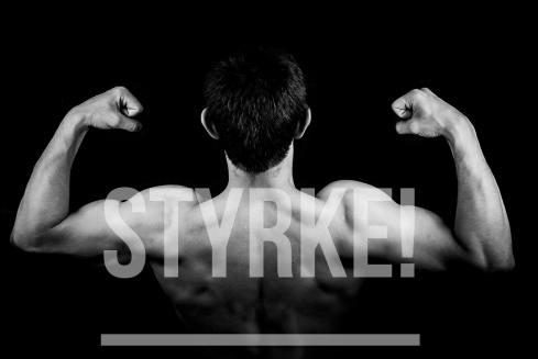 Styrke - bilde til hjemmeside
