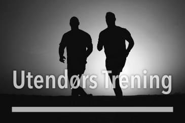 Utdendørs trening - hjemmeside
